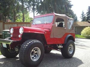 Classic Car Insurance Maple Valley, WA